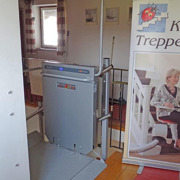 Ascendor Plattformlifter PLK8 Bad Reichenhall